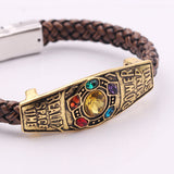 Infinity Stone Power Bracelet - Geek Zones
