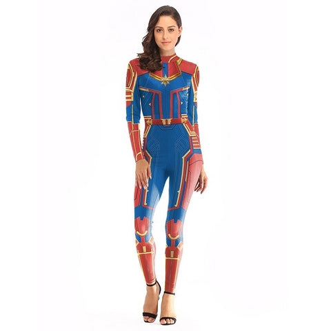 Marvel Superheroes Women Costume - Geek Zones