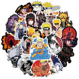 Cartoon Character Naruto Stickers - Geek Zones