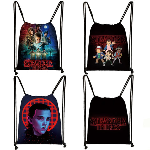Stranger Things Drawstring Bag - Geek Zones