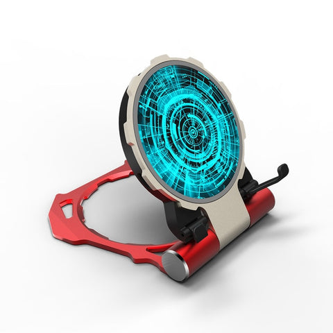 Iron Man Fast Wireless Charger - Geek Zones