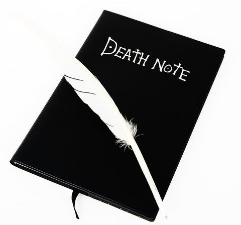Death Note Anime Notebook - Geek Zones