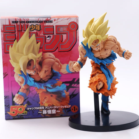 Super Saiyan Goku Action Figure - Geek Zones