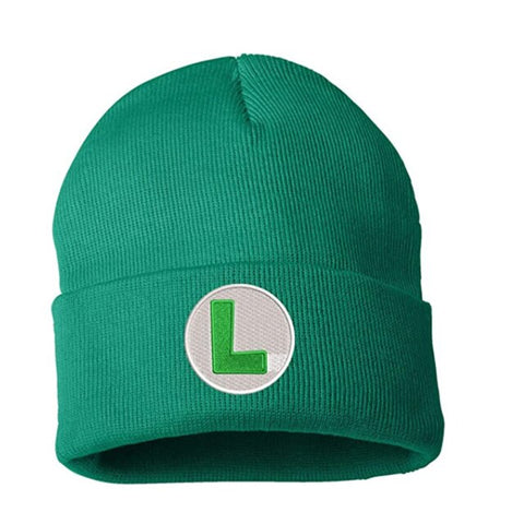 Super Mario Beanie Hat - Geek Zones
