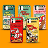 Looney Tunes Bugs Bunny Case for Apple Iphones - Geek Zones