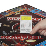 Monopoly: Marvel Deadpool Edition - Geek Zones