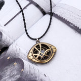 Doctor Strange Eye of Agamoto Necklace - Geek Zones