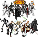 Star Wars Buildable Action Figure - Geek Zones