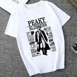 Peaky Blinders T-Shirt - Geek Zones