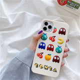 Pac-Man iPhone Case Cover - Geek Zones
