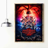 Stranger Things Posters - Geek Zones