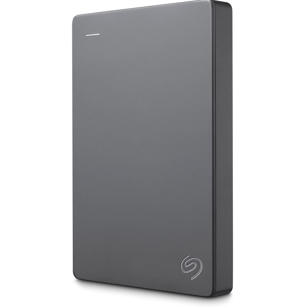 Seagate Basic 4TB Desktop External Hard Drive in Black - USB3.0