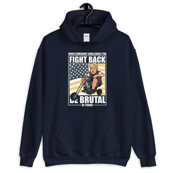 Trump - Be Tough! Premium Hoodie