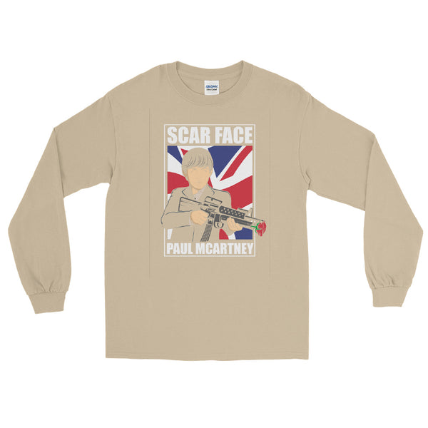 Scar McCartney Premium Long Sleeve Shirt