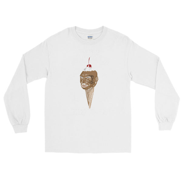Tyson Cream Premium Long Sleeve Shirt