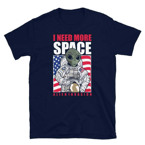 Invasion American Alien T-Shirt