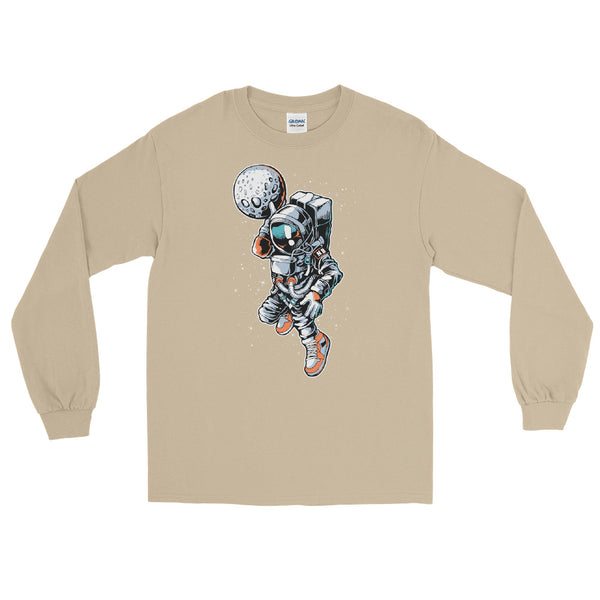 Astronaut Dunk Long Sleeve Shirt