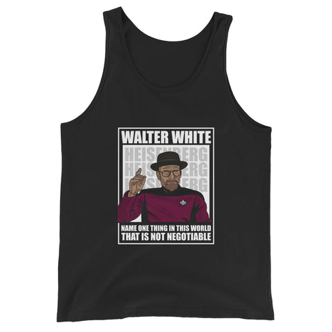 Captain Heisenberg Premium Tank Top