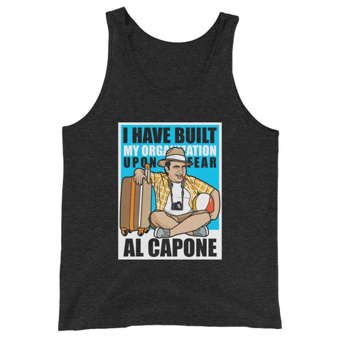Fun Side Of Al Capone Premium Tank Top