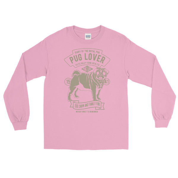 Pug Long Sleeve Shirt
