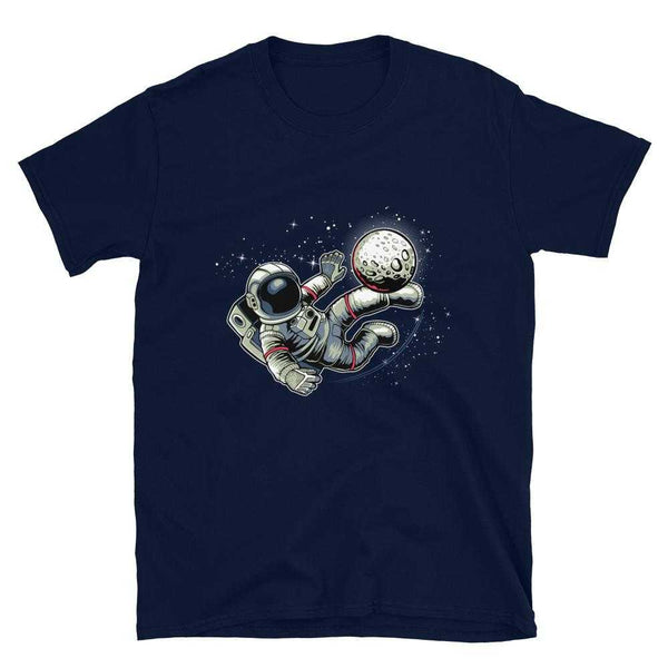 Astronaut Moonball Kick T-Shirt