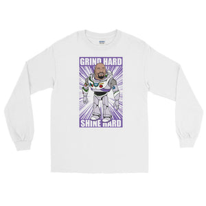 "Space Ranger Dwayne ""The Rock"" Johnson Long Sleeve Shirt"