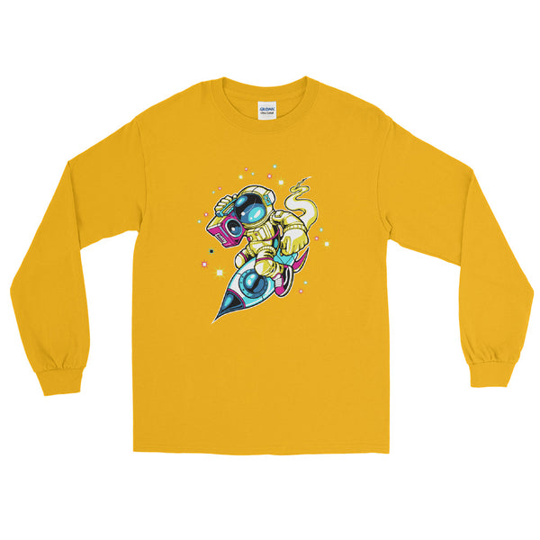 Enjoy Your Space Long Sleeve Shirt