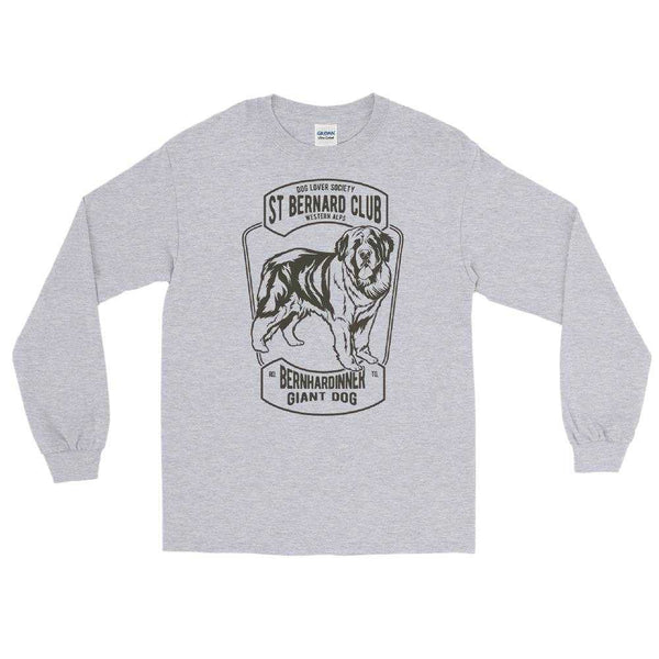 St Bernard Long Sleeve Shirt