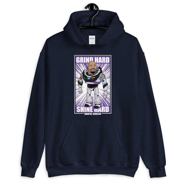 "Space Ranger Dwayne ""The Rock"" Johnson Hoodie"
