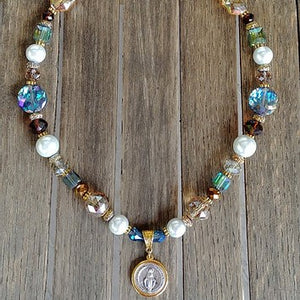 Blessed Mother Necklace