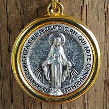 Load image into Gallery viewer, Blessed Mother Necklace