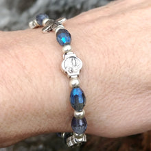 Load image into Gallery viewer, Our Lady of Lourdes bracelet