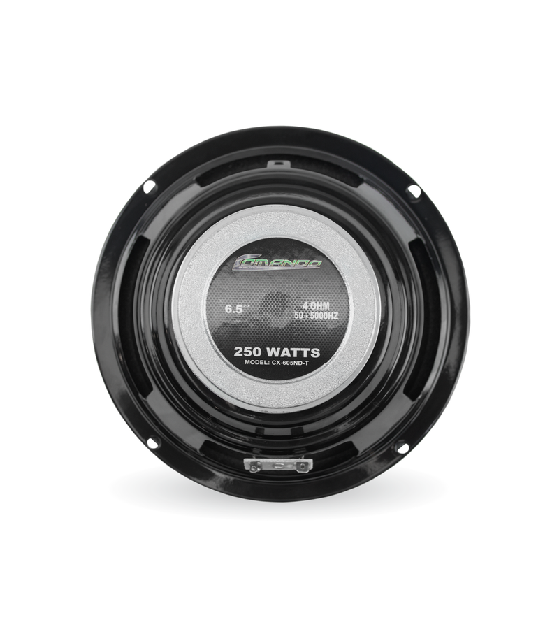 CX-605ND-T  | 6.5 '' 250 WATTS PMPO | COIL 4Ω