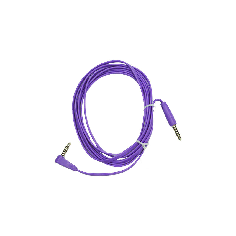 CX-6FT-FLAT3.5-PR | Stereo Sound Cable