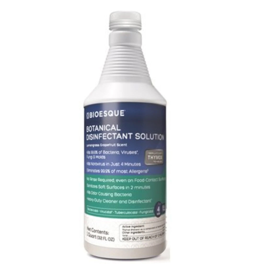Bioesque - 1 Qt Disinfectant Solution