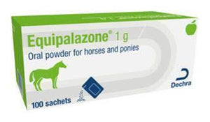 APPLE FLAVOURED EQUIPALAZONE® 1G ORAL POWDER