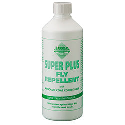 BARRIER SUPER PLUS FLY REPELLENT WITH AVOCADO COAT CONDITIONER