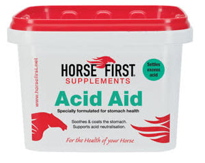 HORSE FIRST ACID AID FOR HEALTHY STOMACHS