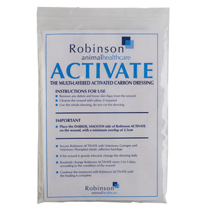 ROBINSONS ACTIVATE® – CARBON DRESSING