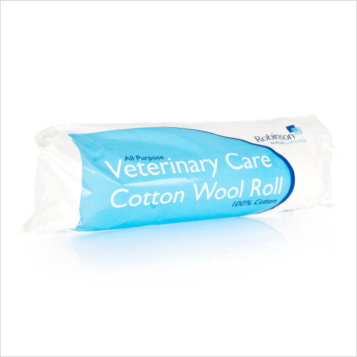 ROBINSONS HEALTHCARE COTTON WOOL VETERINARY CARE