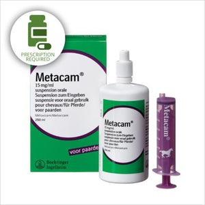 METACAM 15 MG/ML ORAL SUSPENSION FOR HORSES