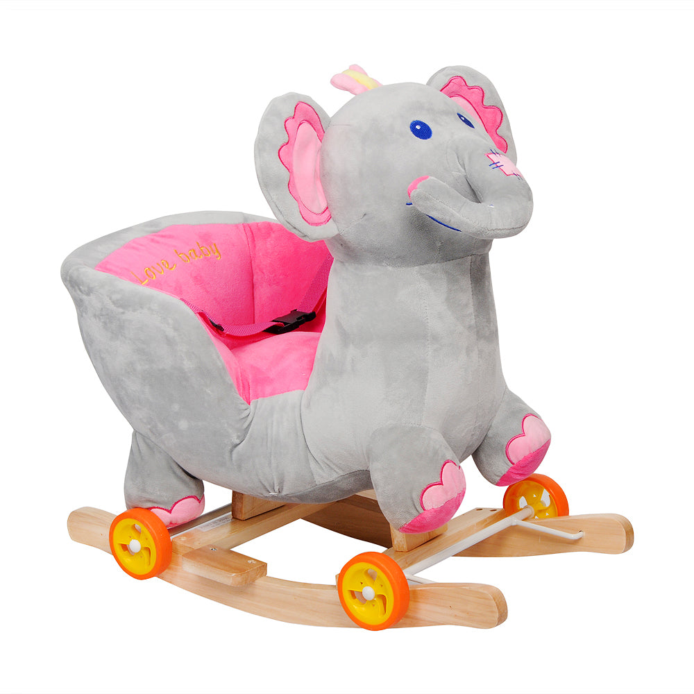 Little Angel - Baby Toy Ride-on Rocking Elephant