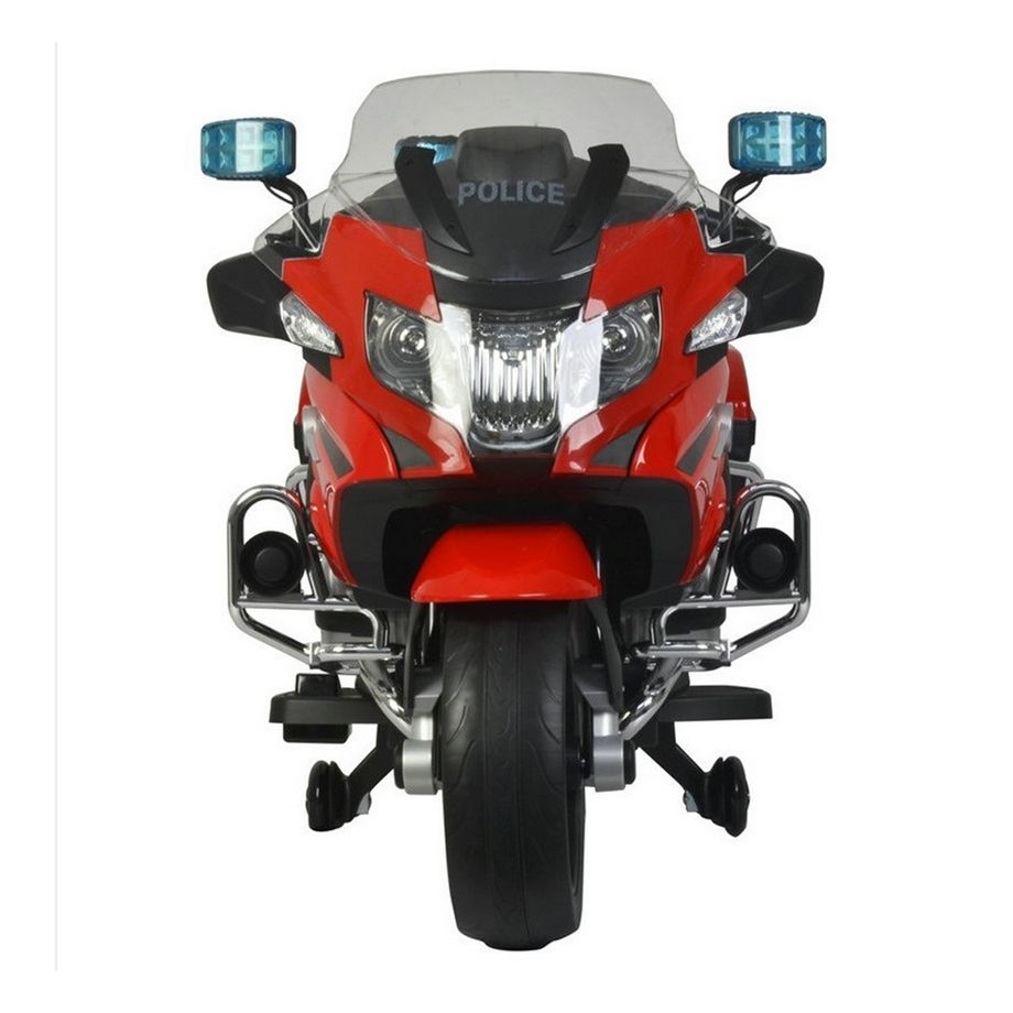 Little Angel - Motorcycle Toy BMW R1200RT-P Electric Ride On - Red