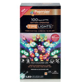 Nitelights 100 Battery-Operated Multi-Action LED Lights (Multicolor) - Premier®