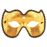 Daweigao Party Mask - M7802, Gold