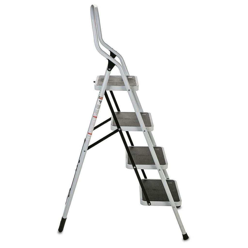 HW 4-Step Steel Ladder (148 cm)