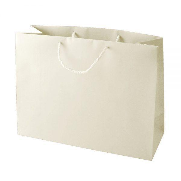 Heavy  230gsm Paper Bag Perfect for Kid's Birthdays, (10 Piece Pack) - Silver