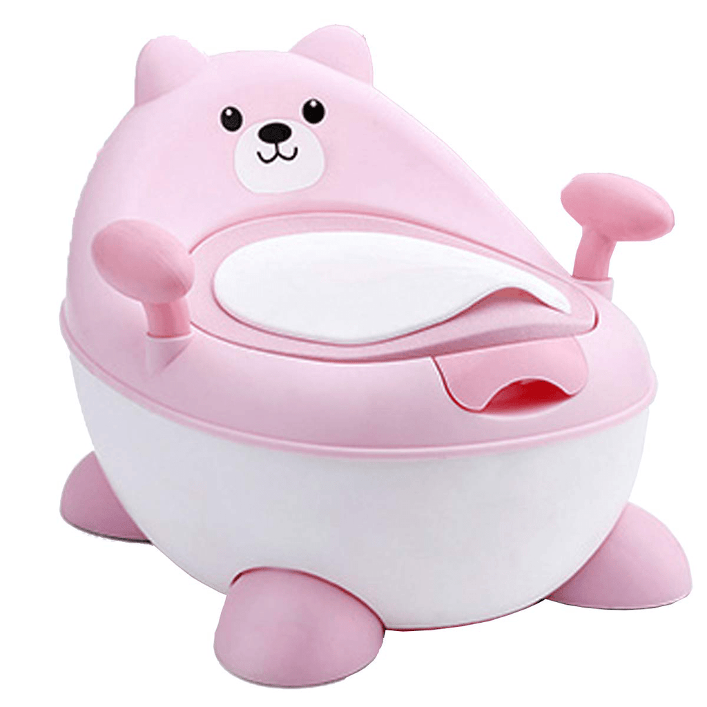 Little Angel - Baby Potty BH177 - Pink
