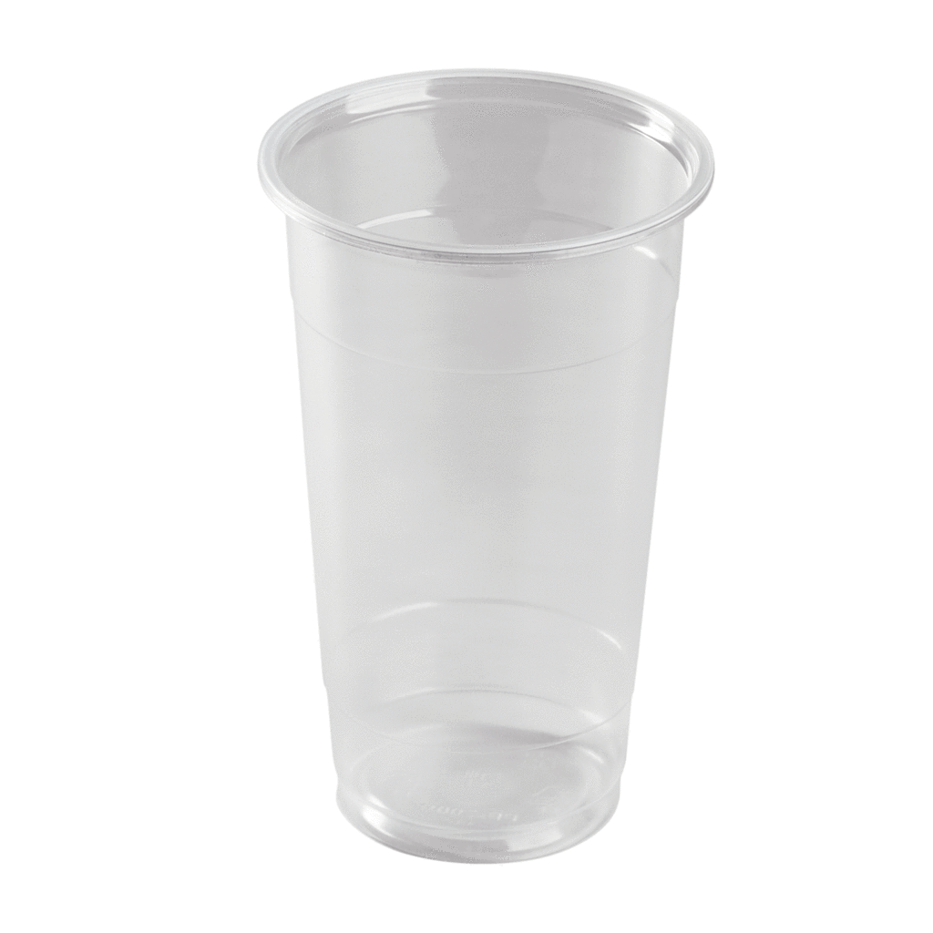Translucent PP Sealable Cups (Box of 1000) - 500cc