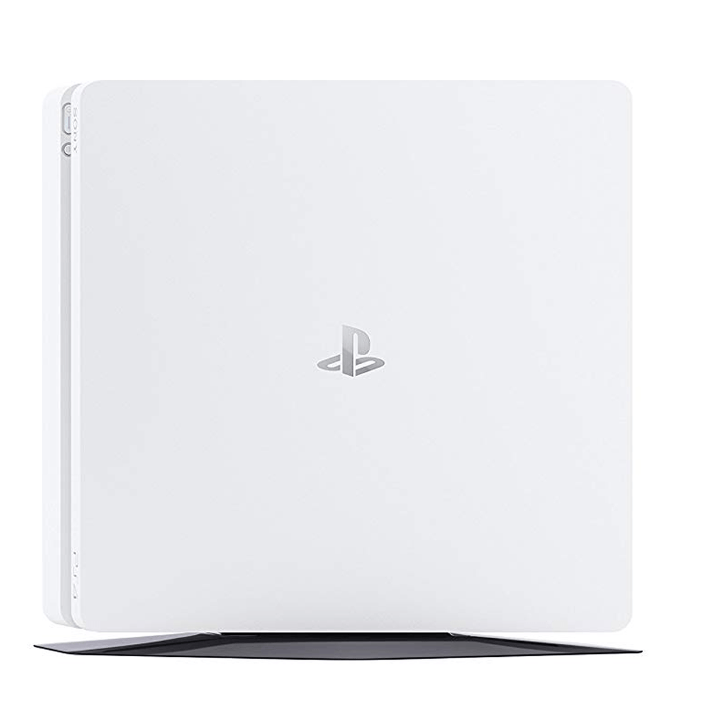 Sony PlayStation 4 Slim - 500GB, 1 Controller, Glacier White